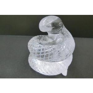 今年の干支☆水晶 蛇 置物(1)|kaicrystal