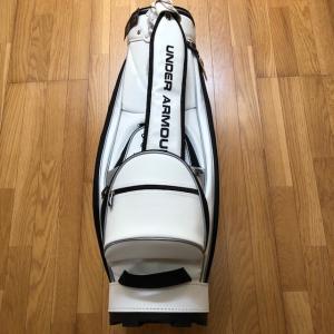 アンダーアーマー ゴルフツアーバッグ 9型 AGF2955(新品未使用品 フード付) kaida-club