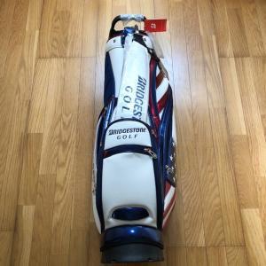ブリジストン ツアーB メジャーコレクション 全米オープンモデル スタンドキャディバック(2019年モデル 新品未使用品 フード付)|kaida-club