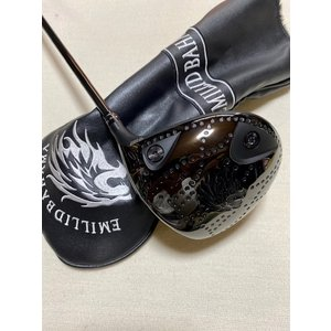 エミリットバハマ EB05 10度 アーチKaMs 16609P 26(美品 ヘッドカバー付)|kaida-club