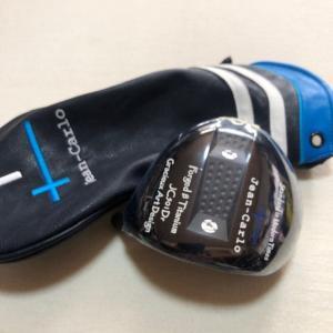 ジャンカルロ JC501Dr Lowドライバーヘッド 9.5度(新品未使用品 ヘッドカバー付)|kaida-club