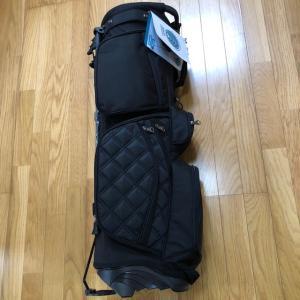 ミズノBOLSA VOADORA キャディバッグ 9.5型 ブラック(新品未使用品) kaida-club