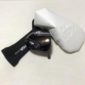プロギアチューン02 10.5度 ヘッドのみ(美品ヘッドカバー付)|kaida-club