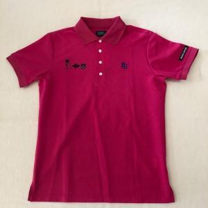 パーリーゲイツ プライムフレックス 半袖ポロ ピンク サイズ5(Lサイズ 新品未使用品)|kaida-club