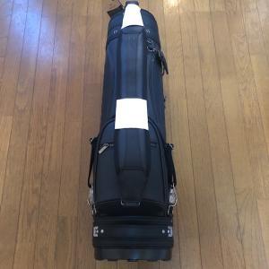 タイトリスト 3点式キャディバッグ ブラックリミテッド SENTOGAI モノトーンブラック 9型(新品未使用品)|kaida-club