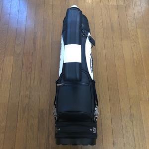 タイトリスト 3点式キャディバッグ ブラックリミテッド SENTOGAI ブラックホワイト 9型(新品未使用品)|kaida-club