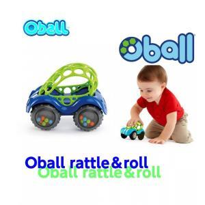 ラトル&ロール Oball ★ ミニカー 大人気!ベビー 赤ちゃん おもちゃ |kaidou308