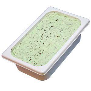 アイスクリームの定番中の定番、ミントチョコレートのジェラートです。 ミントの口の中をスーッと刺激し、...