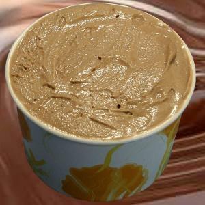 日本でトップシェアを誇るチョコレートの会社のご協力を得て作ったのが、このチョコレートアイスクリームで...
