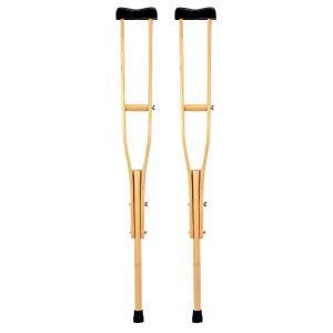 木製松葉杖TY150ND (2本1組)|kaigo-scrio