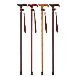 ベストステッキー(杖・つえ)木製杖 直径18mm 長さ85cm 身長約160cm台|kaigo-scrio