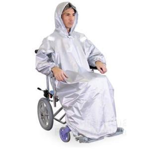 ポンチョット 車椅子用レインコート|kaigo-scrio