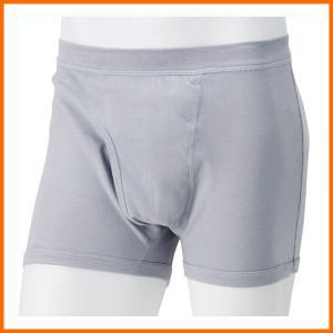 片倉工業 紳士吸水ボクサー 失禁パンツ 吸水量30cc 2枚セット LL|kaigo-scrio