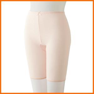 婦人ガーゼタッチ5分丈パンツ インナーウェア M〜LLサイズ 3枚セット 38213 日本製 介護肌着|kaigo-scrio