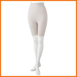 婦人紙パンツ対応5分長ボトム インナーウェア M〜LLサイズ 3枚セット 89279 日本製 介護肌着|kaigo-scrio