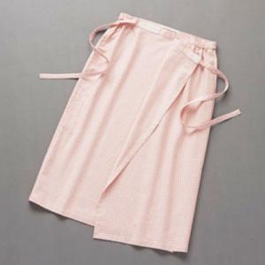 パジャマ巻きスカート HP11-048 通年・オールシーズン 綿100%|kaigo-scrio