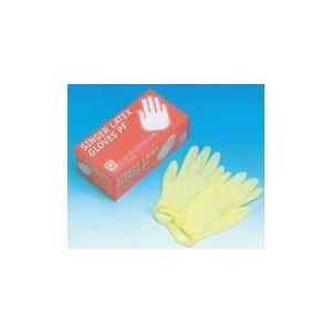 シンガーラテックス(LATEX)手袋PFスベリ止め付10箱セット☆お得なまとめ買い|kaigo-scrio