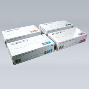 シンガープラスチックグローブNo3100 パウダーフリー 5箱セット☆お得なまとめ買い|kaigo-scrio