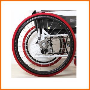 ホイルソックス 2本入り 車椅子タイヤカバー|kaigo-scrio