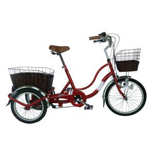 SWING CHARLIE911 ノーパンク三輪自転車E MG-TRW20NG 大人用三輪自転車|kaigo-scrio