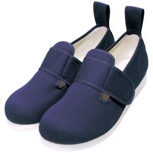 マイハート1 左右両開き介護靴 婦人用|kaigo-scrio