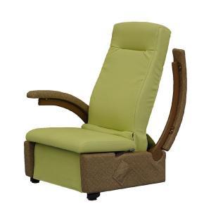電動昇降椅子 立ち上がり補助椅子 独立宣言 リラックスチェアーECRC|kaigo-scrio