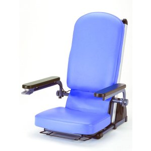 電動昇降椅子 立ち上がり補助椅子 独立宣言 エコライト|kaigo-scrio