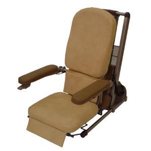 電動昇降椅子 立ち上がり補助椅子 独立宣言 くるり 左右回転仕様|kaigo-scrio