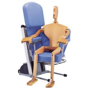 電動昇降椅子 立ち上がり補助椅子 独立宣言 ツイスト 左右回転仕様|kaigo-scrio