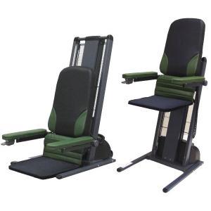 電動昇降椅子 立ち上がり補助椅子 独立宣言 ローザ コンパクトシート仕様(DSRS-C)|kaigo-scrio