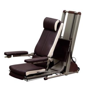 電動昇降椅子 立ち上がり補助椅子 独立宣言 暖らんDSDAR|kaigo-scrio