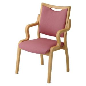 フィーノチェアMH 半肘タイプ 施設向け椅子|kaigo-scrio