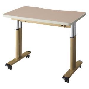施設向けテーブル NDCT-0960K 高さ調節可能 幅90cm|kaigo-scrio
