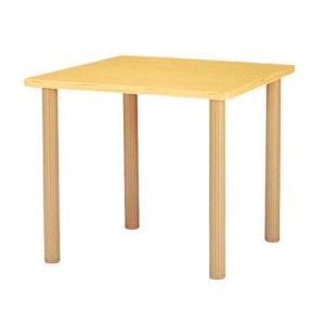 高さ調節用ハイアジャスター付テーブル HJタイプ 角型90×90 HJ-0909K|kaigo-scrio