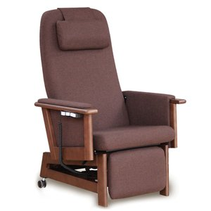 電動起立補助リクライニング機能付き椅子 立ち上がり補助椅子 マルチ5L|kaigo-scrio