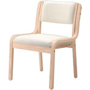 パルアームイスNA 11405-A 肘なしタイプ スタッキング 施設向け椅子 居室・ダイニングチェア|kaigo-scrio
