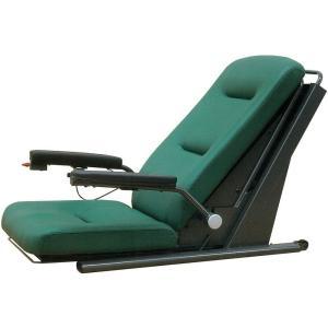 電動昇降座椅子 立ち上がり補助椅子 リクライニング付昇降椅子 ゆうゆう|kaigo-scrio