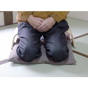 送料無料 楽に正座ができる座椅子 アグラスツール(agra stool) 正座・胡坐椅子|kaigo-scrio|04