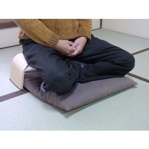 送料無料 楽に正座ができる座椅子 アグラスツール(agra stool) 正座・胡坐椅子|kaigo-scrio|05