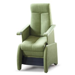 立ち上がり補助椅子 電動起立補助椅子 リクライニングチェア ライラック|kaigo-scrio