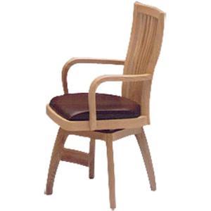 椅子を引かなくても座れる Sナガレ座面回転チェア 介護施設・介護家具|kaigo-scrio