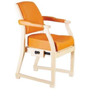 座面の高さと奥行が調整可能 スポッとチェア 高齢者姿勢保持サポート介護椅子|kaigo-scrio