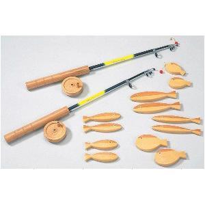 レクリエーション用品・さかな釣り遊び<何匹釣れるかな>|kaigo-scrio