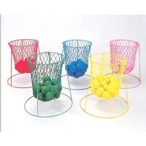 レクリエーション用品・カラー玉入れあそび|kaigo-scrio