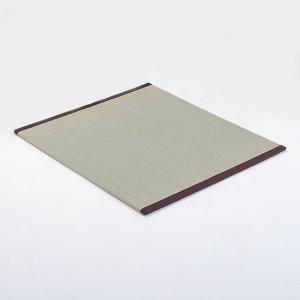 タタミマット27(置き畳) 半畳サイズ DY-6344 介護施設・病院などにも|kaigo-scrio
