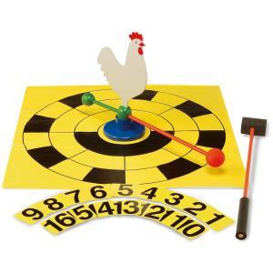 点鳥ルーレット ルーレットゲーム 介護レクリエーション用具|kaigo-scrio