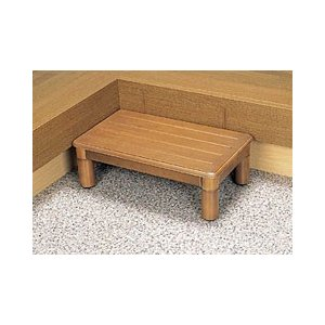 玄関台 踏み台 木製玄関ステップ1段ワイド90cm幅 VALSMGSW|kaigo-scrio