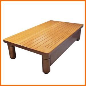 玄関台 踏み台 木製玄関ステップ 奥行40cm AF-6040 パナソニック|kaigo-scrio