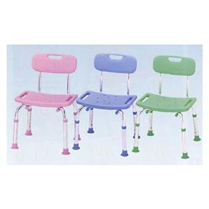 シャワーチェアコンパクトミニ 背もたれ付タイプ シャワーベンチ シャワー椅子|kaigo-scrio