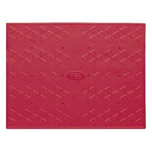 浴室すべり止めマット 転倒防止バスマット バスマット 安寿 吸着すべり止めマット 転倒防止バスマットCタイプ(36×28cm)2枚セット|kaigo-scrio
